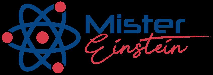 Logo Mister Einstein
